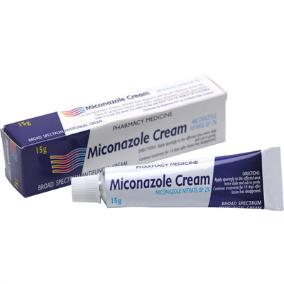 MICONAZOLE Topical Cream 15g