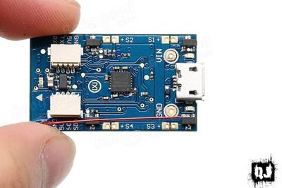 Micro Scisky 32bit Flight Control Board w/ Integrated ESC's & Rx