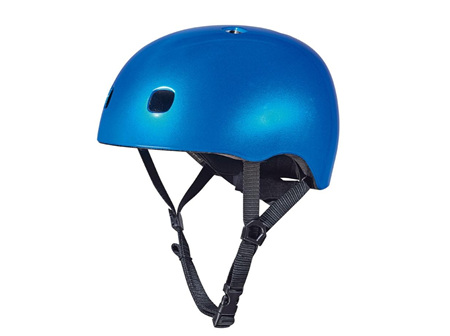 Micro Scooter Kids Helmet Blue Medium