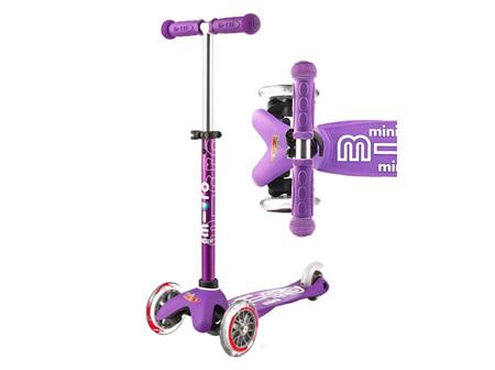 Micro Scooter Mini Deluxe Purple