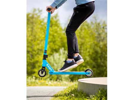 Micro Scooter Ramp Cyan