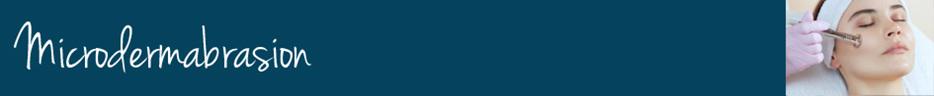 Microdermabrasion header