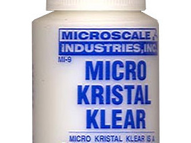Microscale Kristal Klear Glue