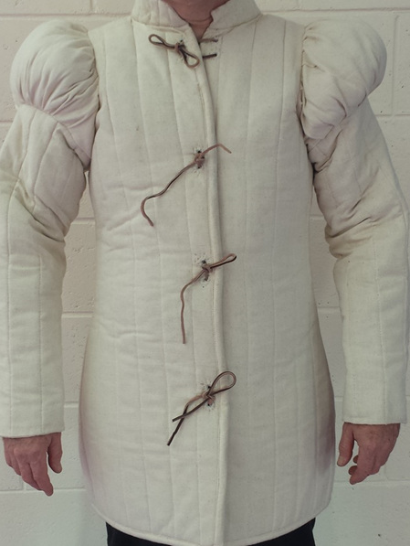 Mid to Late 15th Century Gambeson