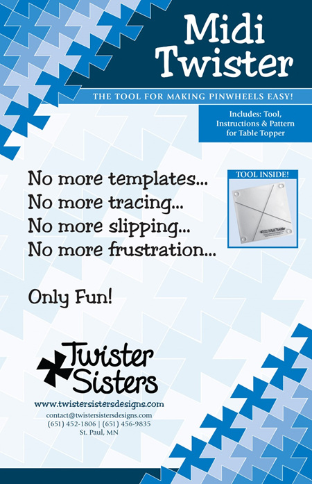 Midi Twister from Twister Sisters Design