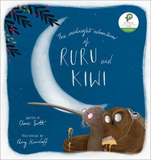 Midnight Aventures of Ruru and Kiwi