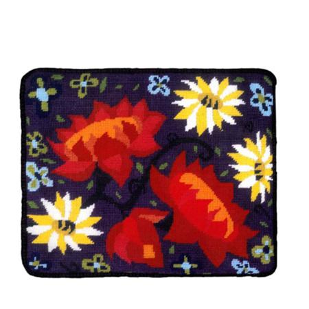Midnight Garden Cushion Kit by Jennifer Pudney