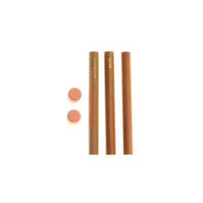 Midori / Traveler's Company Brass pencil and eraser