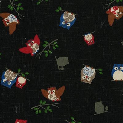 Mikawa Owls Black 69810 106