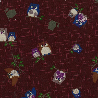 Mikawa Owls Red 69810 105