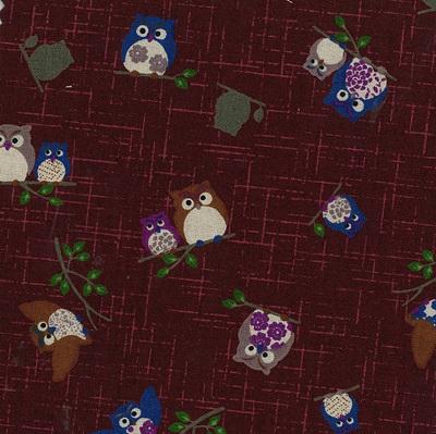 Mikawa Owls Red 69810 105