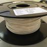 Tefzel wire  white 100m reel