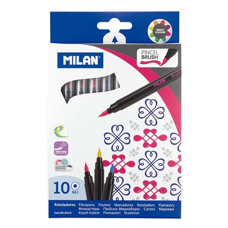 Milan Brush Markers