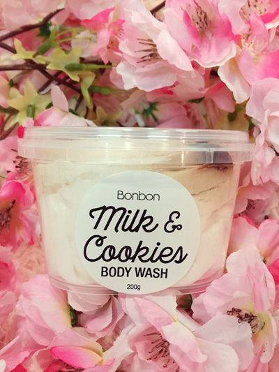 Milk And Cookies Body Wash