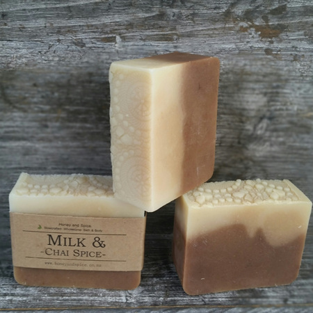 Milk & Chai Spice Soap