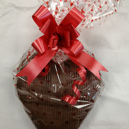 Milk Chocolate Heart - Hollow - Large