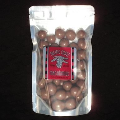 Milk Chocolate Macadamia Nuts 400g