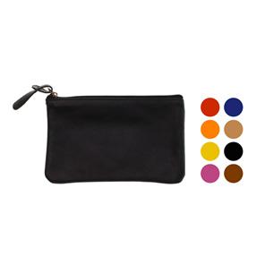 Millenium of Paris leather carry case - small