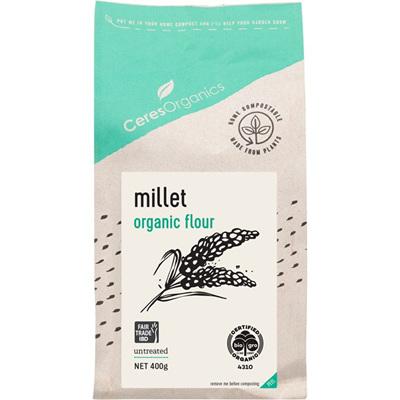 Millet Flour Organic Gluten Free - 400g