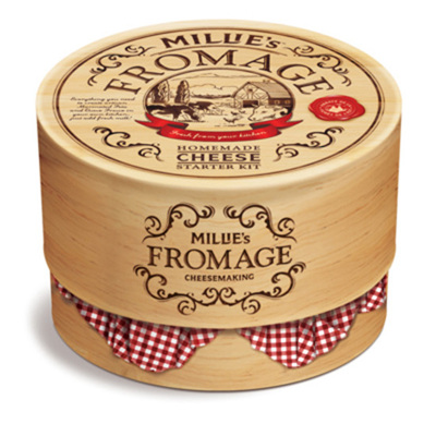 Millie's Fromage Homemade Cheese Kit