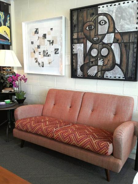 Mimi Sofa & Chair