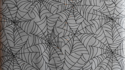 Mind Your Mummy Colouring-In Fabric