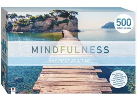 Mindfulness 500 Piece Jigsaw Puzzle Boardwalk