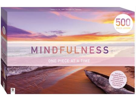 Mindfulness 500 Piece Jigsaw Puzzle Sunset