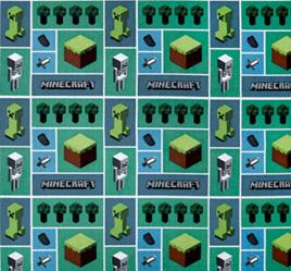 Minecraft Mosaic CP65994