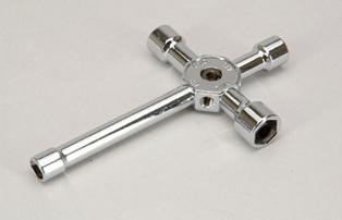 Ming Yang 4-Way Wrench Long