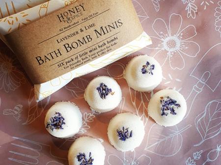 MINI Bath Bombs!