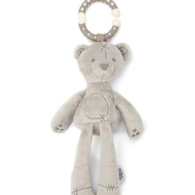 Mini Bear with teething ring