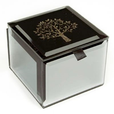Mini Bling Trinket Box