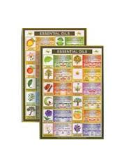 Mini Chart Essential Oils