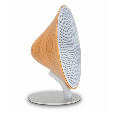 Mini Halo One Bluetooth Speaker - Beech