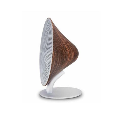 Mini Halo One Bluetooth Speaker - Walnut