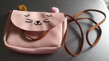 Mini Kids Bag - Pink