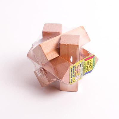Mini Log Pile Puzzle