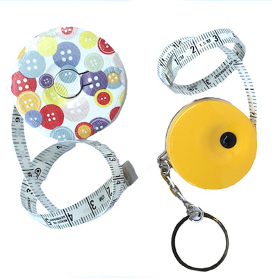 Mini measuring tapes