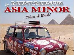Mini Minor to Asia Minor: There & Back Hardcover