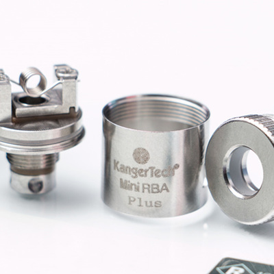 Mini RBA Plus - for Subtank Mini or Plus by KangerTech