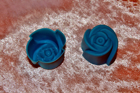 Mini Rose Silicone Mould