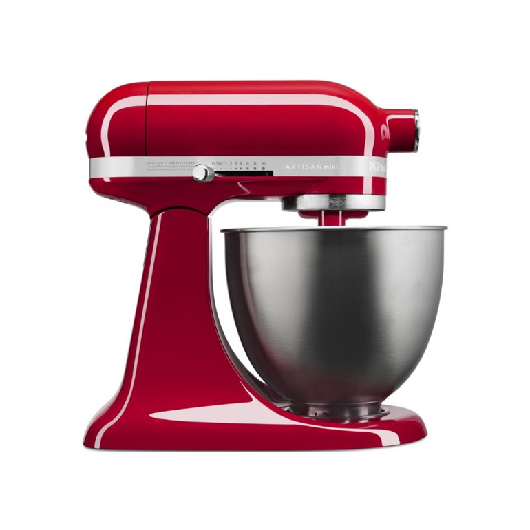 Mini Standing Mixer - Empire Red