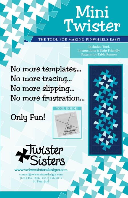 Mini Twister from Twister Sister Designs