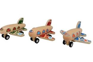 Mini Wooden Plane