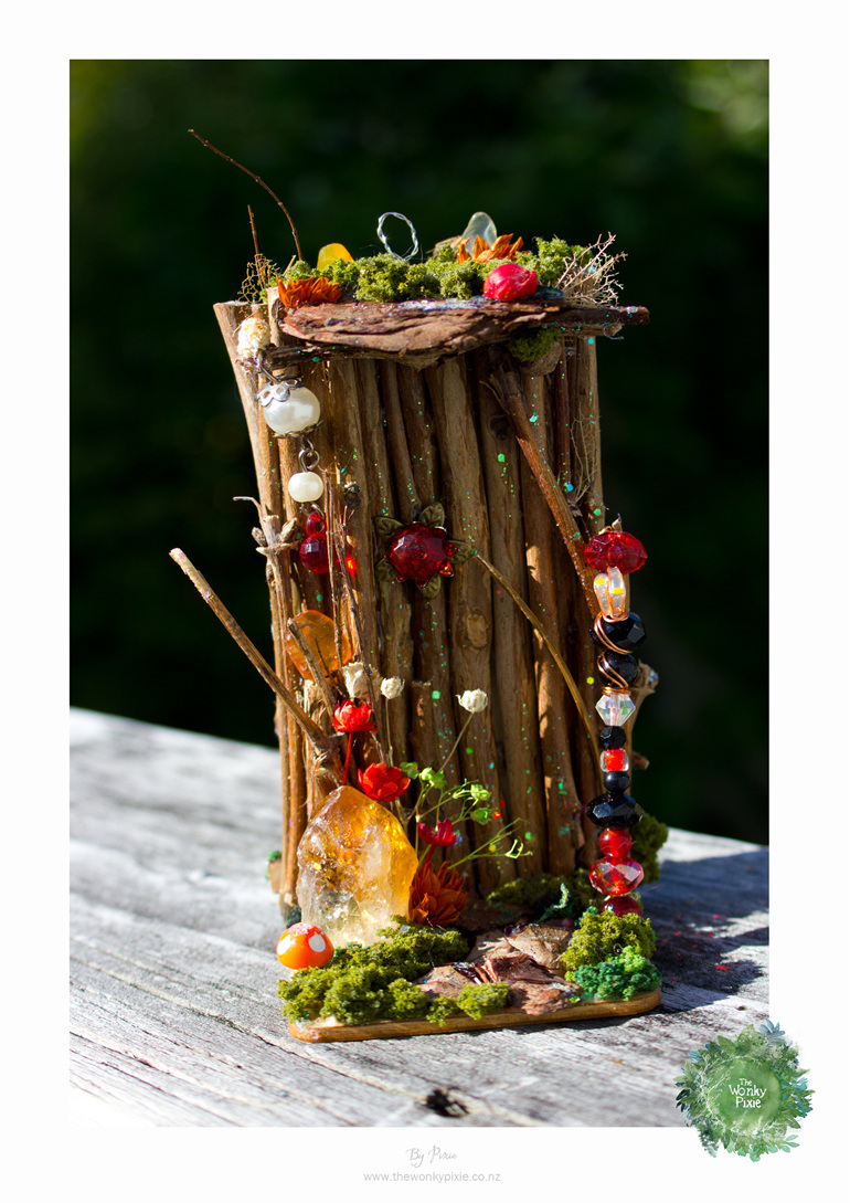Miniatures, Gifts and Flowers, Fairy Doors,  Wellington New Zealand,