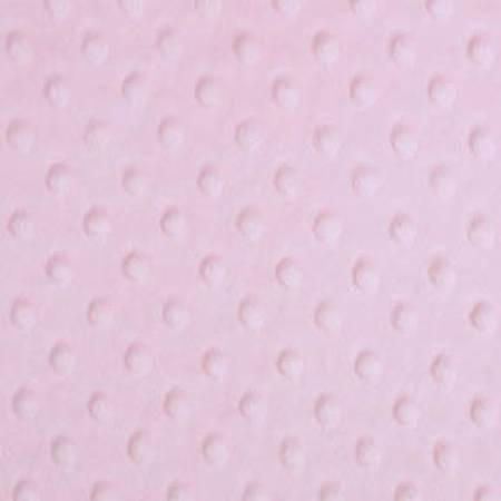 Minky Baby Pink