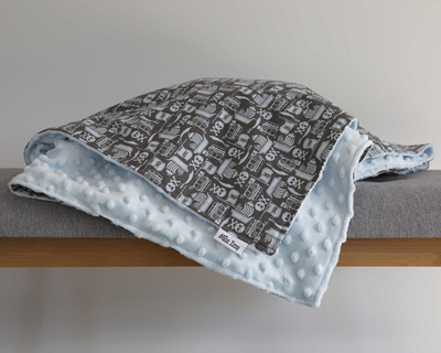 Ahoy Matey Blanket