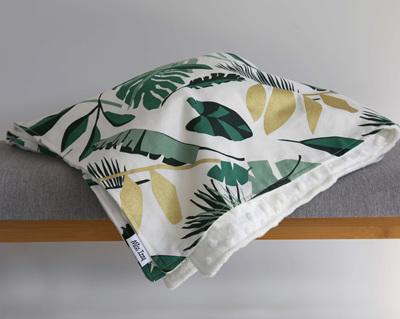 Tropical Gold Blanket