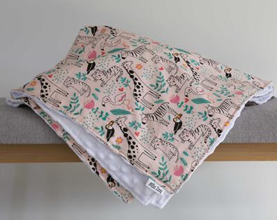 Jungle Fever Blanket